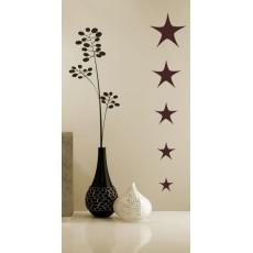 vinilo decorativo de estrellas