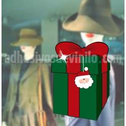 Vinilos navidad - regalo