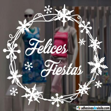 Vinilos navidad escaparates - Vinilos decorativos de navidad ...