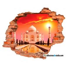 vinilos 3d - Taj Mahal