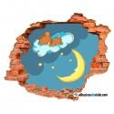 El osito dormilón