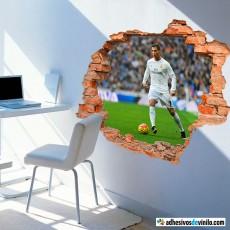 Vinilos 3d - Cristiano Ronaldo