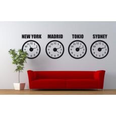 Relojes mundiales