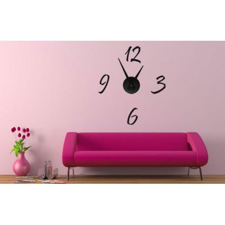 Reloj sencillo