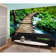 Vinilos decorativos y foto murales de todas las tem ticas for Vinilo decorativo madera