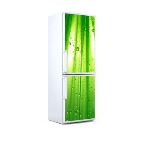 vinilo nevera verde