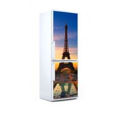 vinilo nevera Torre Eiffel