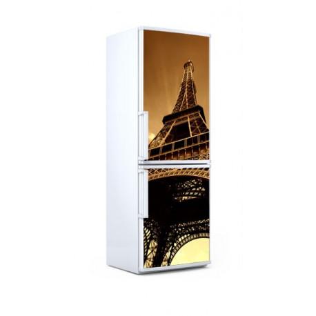 vinilo nevera Eiffel