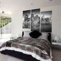 Manhattan en blanco y negro