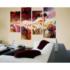 murales partidos - pintura chica