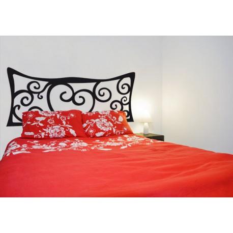Cabeceros de cama - romántico