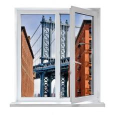 vinilos ventanas - urbano