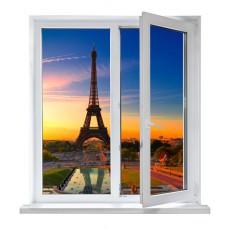 vinilos ventanas - eiffel