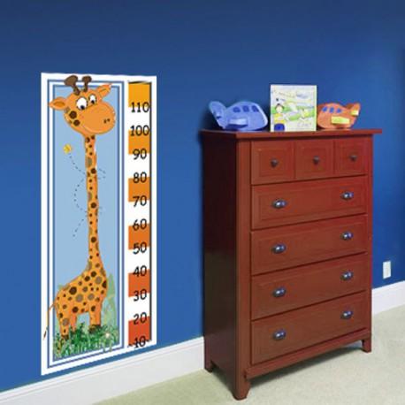 Medidor jirafa niño
