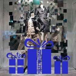 vinilos navidad - regalos