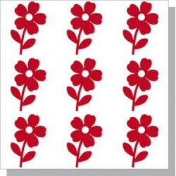 Kit flores 4
