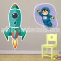Simpático astronauta