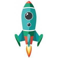 cohete espacial 2