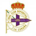 Escudo del Deportivo Coruña
